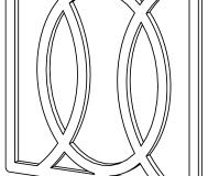 декор тип О к капители 147х147
