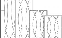 Решётки тип О (ш.597)