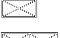 Решётки тип Х (h.356)