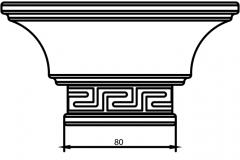 NIK 829 накладка прямая