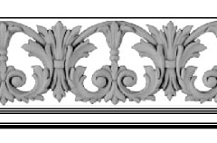 INF PLAT- molding90