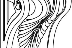 NIK787 Консоль декоративная Нике 130х90х85 сайт