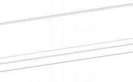 Цоколь прямой