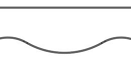 арка декоративная 447х116
