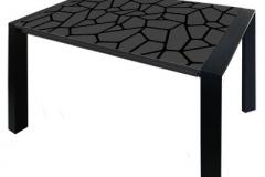 Стол Порто Антрацит 0901 МС прямоугольный