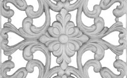 решетка декоративная для фасадов