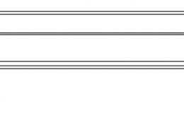Карниз нижний/молдинг прямой